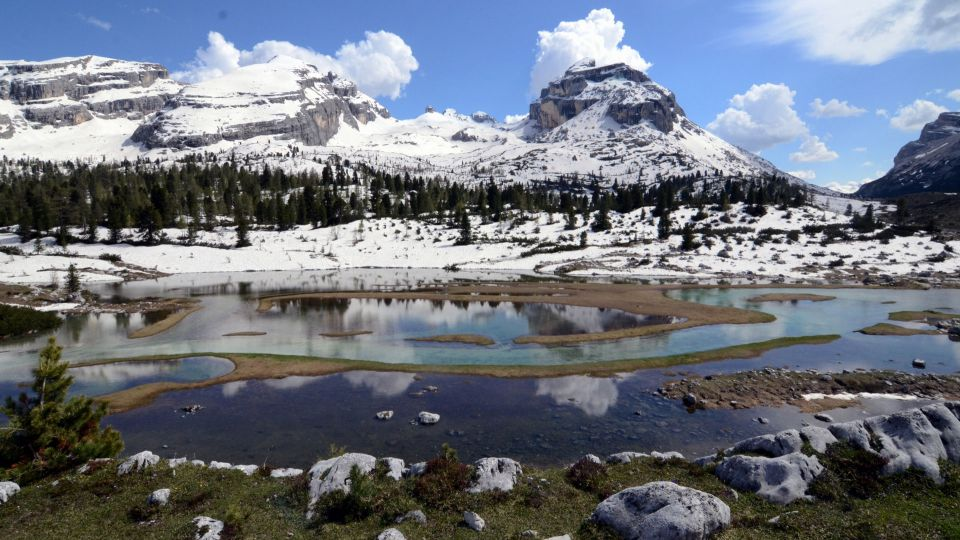 Image: The Nature Parks of Val Badia